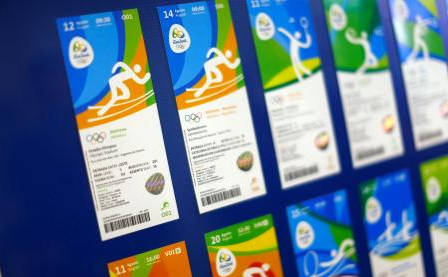 注意喚起!東京オリンピックのチケット転売は違法です!
