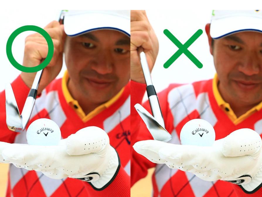 ゴルフ初心者向け!アイアン7番のダフリの原因とは?